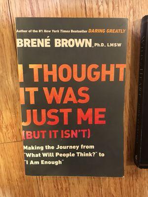 Brene Brown, Dietrich Bonhoeffer, other Christian Books