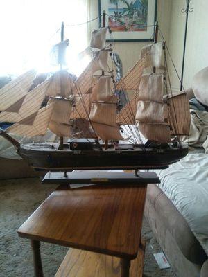 Fregatte Wooden Tall Ship