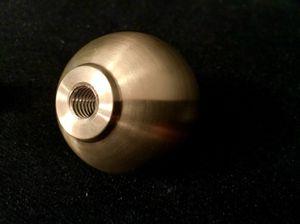 Blox Racing shift knob gold