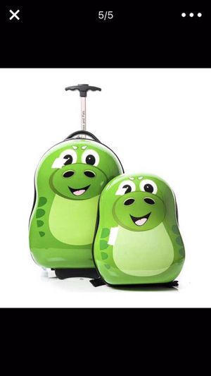 Kids luggage brand new - one small and one big