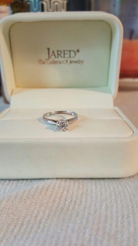 Jared Jewler diamond ring Jewelry Accessories in Oak Hills CA