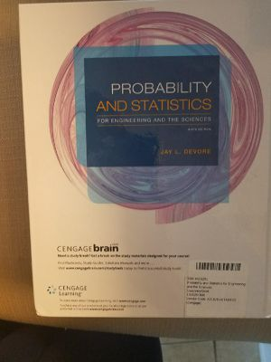 Probability and statistics , brand new