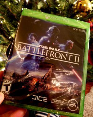 Star Wars Battlefront 2 Xbox One Game NEW