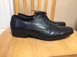 Steve Madden Black Dress Shoes