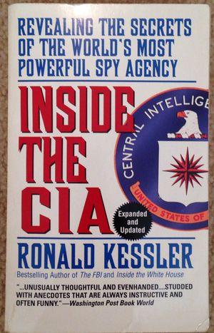 Inside The CIA Book