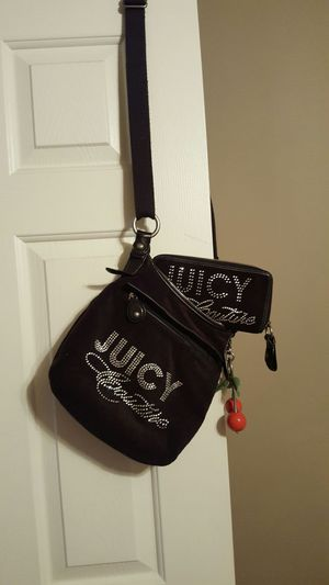 Juicy Coutoure bag and wallet
