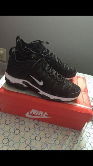 Nike Air Max Tn Black