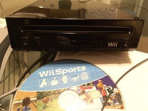 Wii full set with 10 games and fit board