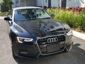 2013 Audi A5 Convertible
