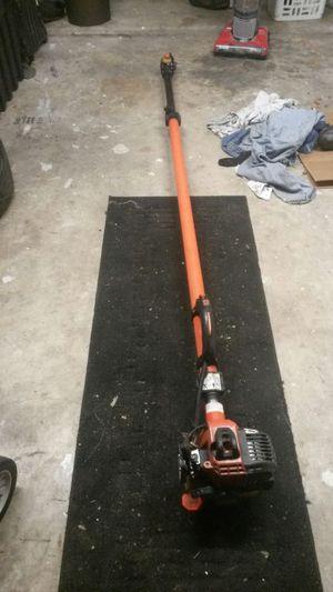 Echo pole saw