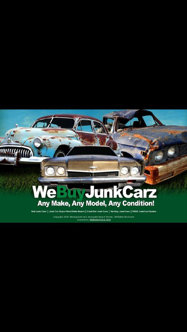 We buy cars for junk running or not.. (General) in Los Angeles, CA ...