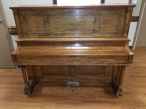 Webber piano for sale