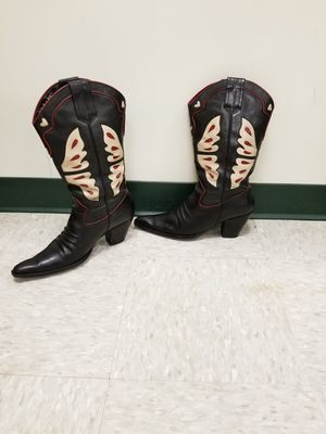 Ninewest woman boots