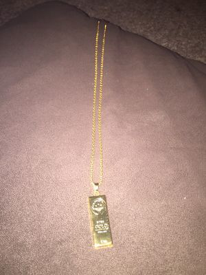 1k Gold Chain