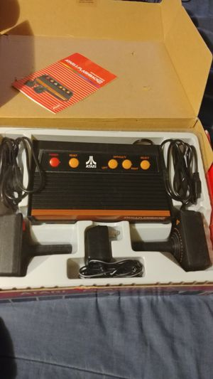 Brand new Atari Flashback 2 / 40 + games