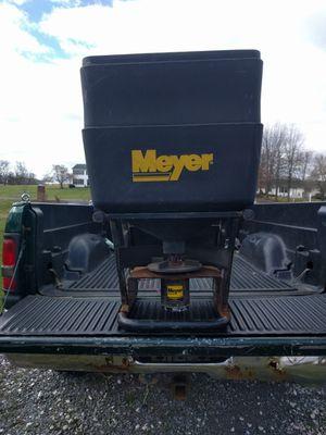 Meyer Salt Spreader