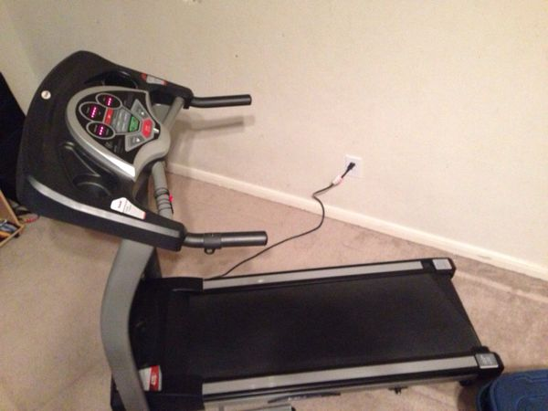 triumph 415t treadmill (sports & outdoors) in spring, tx - offerup