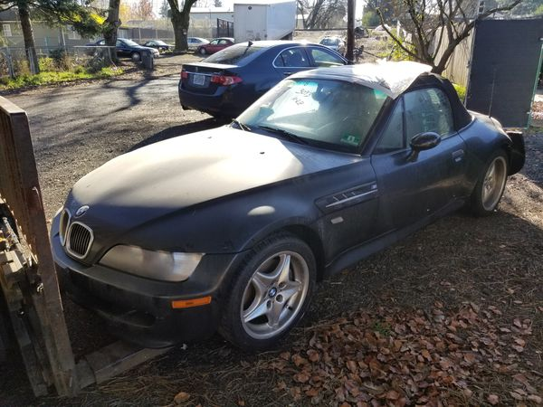 Parting out 1999 BMW Z3 M Roadster. (Auto Parts) in Portland, OR ...