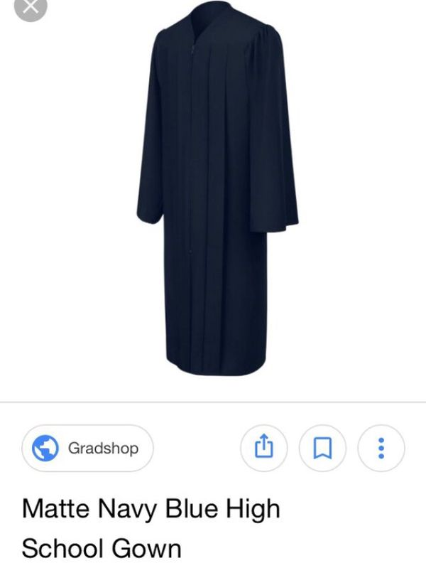 Gown for graduation (Clothing & Shoes) in Palmdale, CA