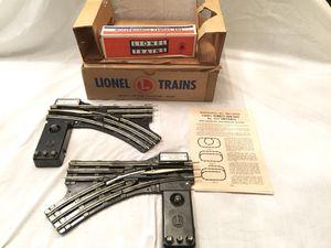 Lionel 022 Remote Control Switches