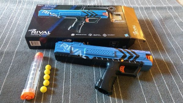 Nerf Rival Apollo xv-blue