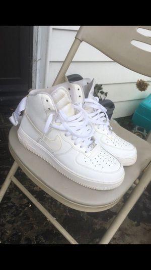 High Top Nike AF1 - Size 9.5