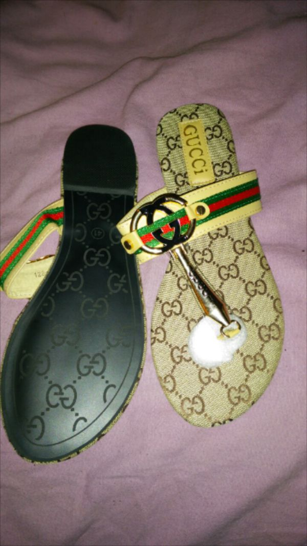 Gucci flip flops (Clothing u0026 Shoes) in Parryville PA - OfferUp
