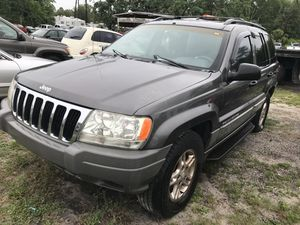 Jeep Cherokee 4.7L For Parts