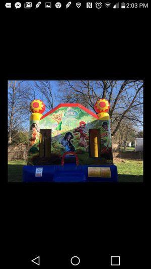 Bounce house inflatable (fairies)