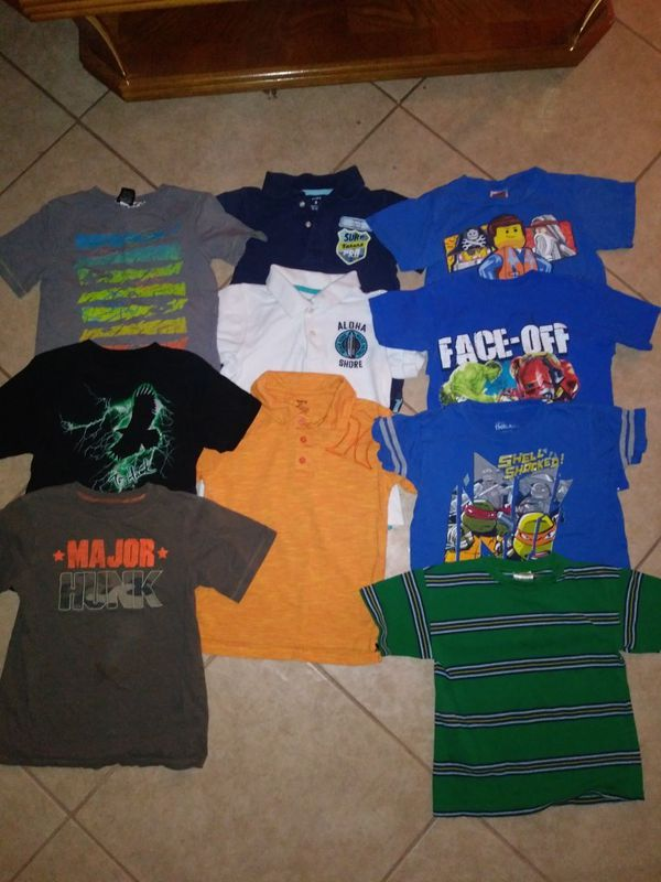 Name Brand Boys Shirts Baby Kids In Mesa Az Offerup