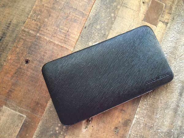 Isaac Mizrahi black clutch wallet Jewelry Accessories in Austin TX