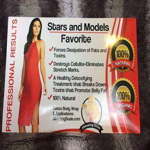 Detox Body Wraps - 💯% Natural & Organic - 5 Applications
