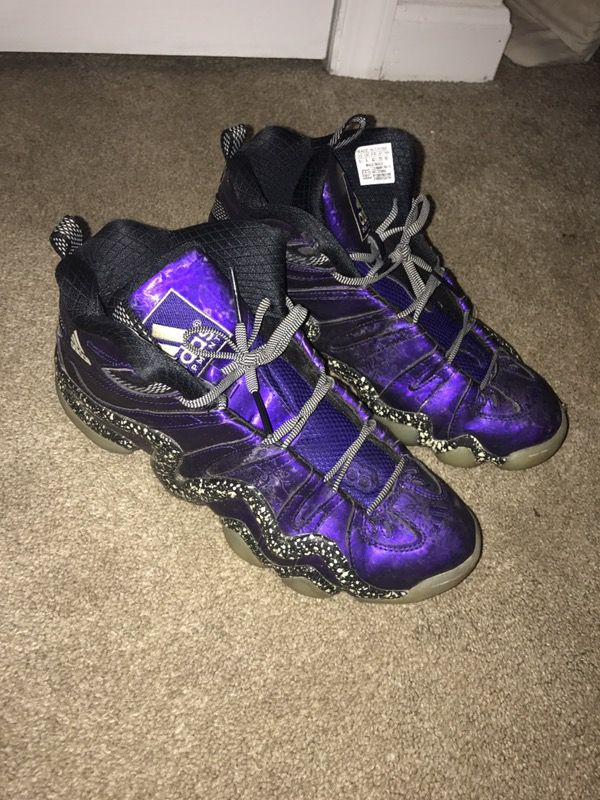 "Adidas Crazy 8 ""Nightmare Before Christmas"" Sz 9.5"