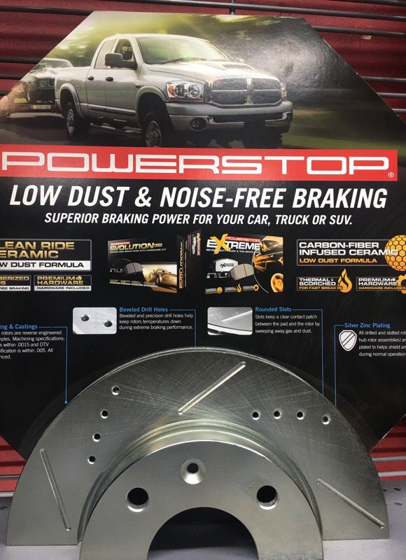 Complete Rotors Pads Front Rear Cars Trucks In Rockdale