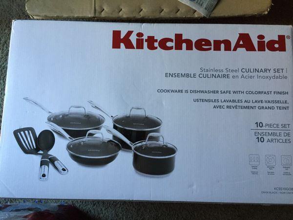Kitchenaid Pot And Pan Set plain kitchenaid pots and pans set r in design
