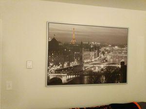 Large portrait of Paris