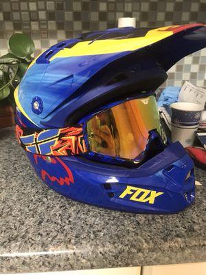 BRAND NEW FOX RACING HELMET