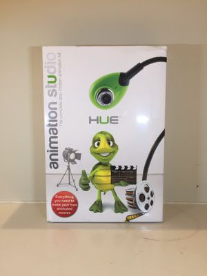 Hue Animation (software only) for Windows PCs and Apple Mac OS X: stop motion animation