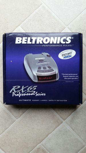 Beltronics Professional Series