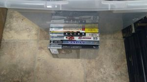Assorted umd's for the psp at various prices