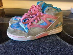 Reebok Princess shoes - girls size 12.5