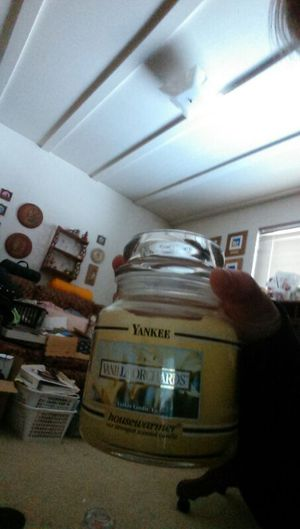 "Yankee candle ""vanilla orchards"""