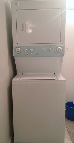 Stackable/Stack Washer & Dryer Combo Laundry Center/Unit
