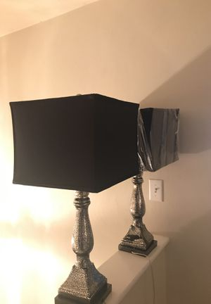 Black Lamps Lamp Bundle