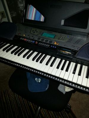 Electric keyboard yohama PSR-340