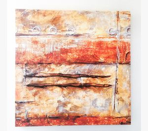 Abstract Canvas Wall Picture *Price Firm*