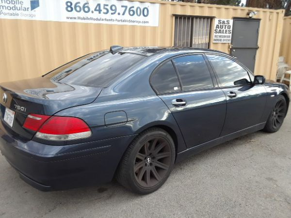 2006 BMW 750i low miles (Cars & Trucks) in Riverside, CA - OfferUp