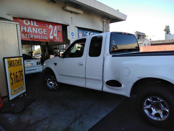 2001 Ford F150 5 4 Engine 2wd Automatic Transmission Cars Trucks