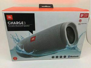JBL Charge 3 Bluetooth speaker new