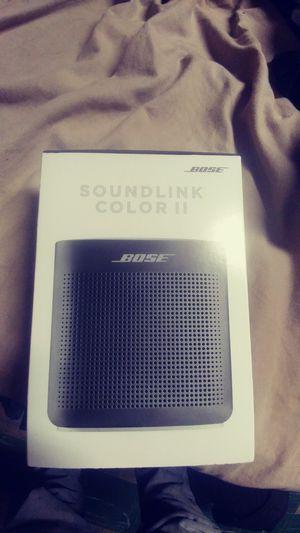 Bose soundlink color 2